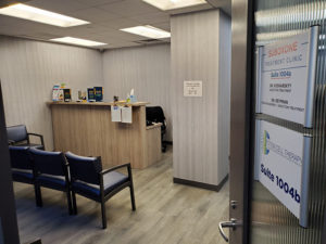 stem cell therapy nyc waiting area
